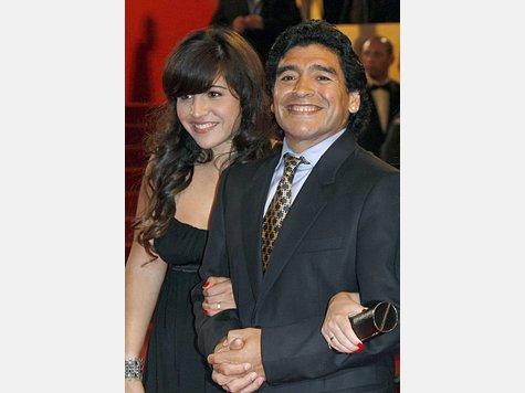 Maradona Tochter