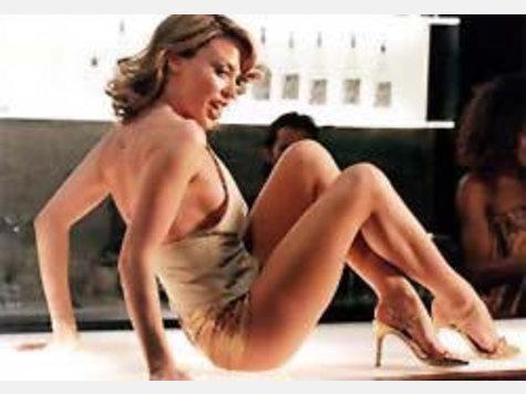 Nacktfotos von Dannii Minogue im Internet - Mediamass