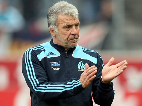4-3-3 of Eric Gerets