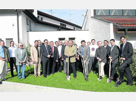 Brk Baut Neue Fahrzeughalle Mit Depot Lkr Erding