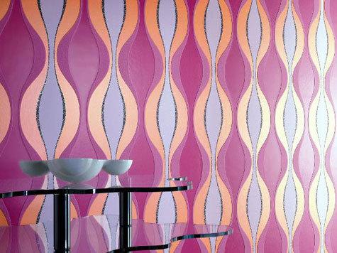 very popular images tapete 60er jahre. Black Bedroom Furniture Sets. Home Design Ideas