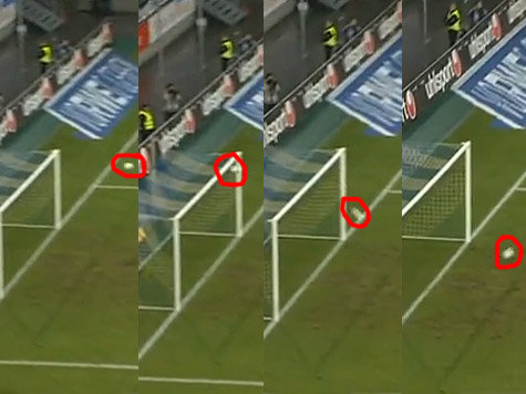 Forget Wembley 1966. This goal should never have been given! (Duisburg FSV Frankfurt)