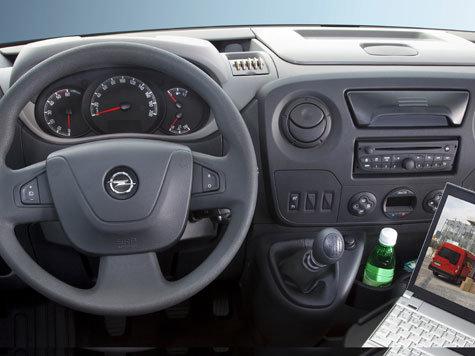 Opel Movano. Opel Movano Modell 2010