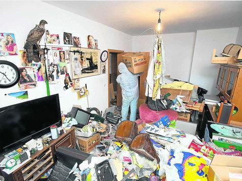 ein leben im m ll der lange weg aus dem chaos stadt m nchen. Black Bedroom Furniture Sets. Home Design Ideas