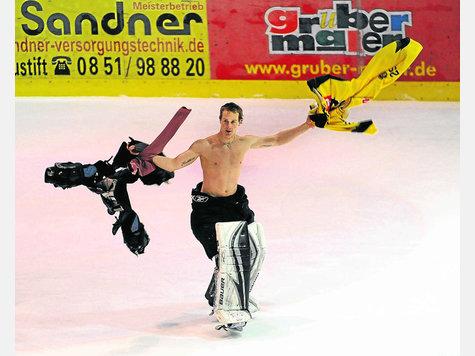 Andreas Jenike kann endlich feiern