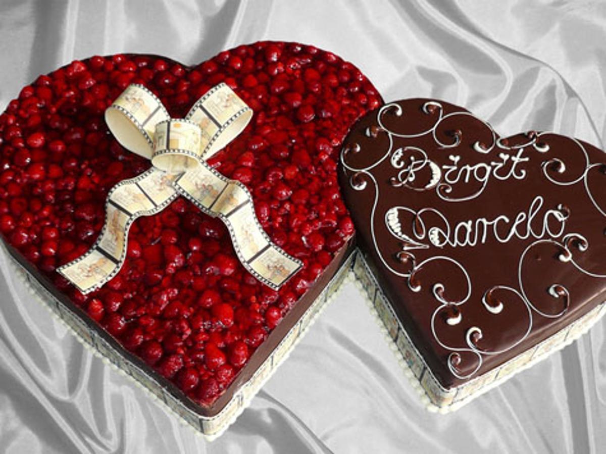 Hochzeitstorte: Ideen und Trends für die süße Krönung Ihrer Feier ...