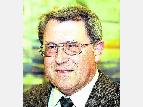 Hans Hirschfeld (FW) befürchtet harte Zeiten für das Ehrenamt und