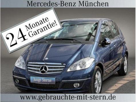 Gebrauchtwagen von mercedes benz m nchen a klasse a 160 for Mercedes benz b service coupons