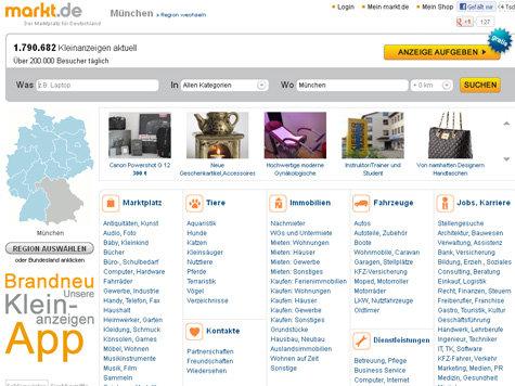 kleinanzeigen auf kostenlos inserieren und verkaufen stadt m nchen. Black Bedroom Furniture Sets. Home Design Ideas