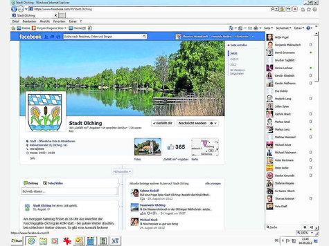 www.merkur-online.de olching