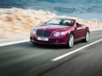 Bentely Continental GT Speed Convertible feiert Premiere in Detroit