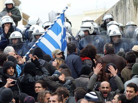 Streik Griechenland