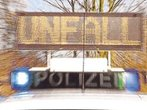 Blendende Sonne: Unfall in Bad Wiessee