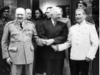 Top-Secret: Churchills Trinkgelage mit Stalin