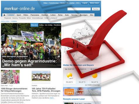 www.merkur online.de