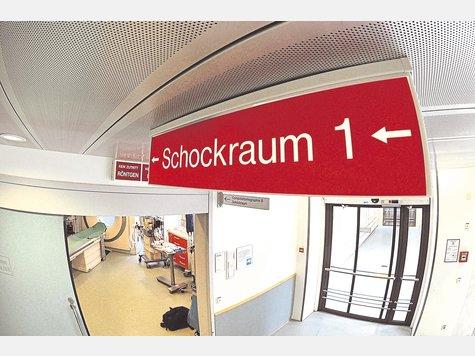 Unsicherheit in Schwabing: Wird das Haus 2022 noch eine vernünftige Notfallversorgung bieten können? FOto: Klaus Haag