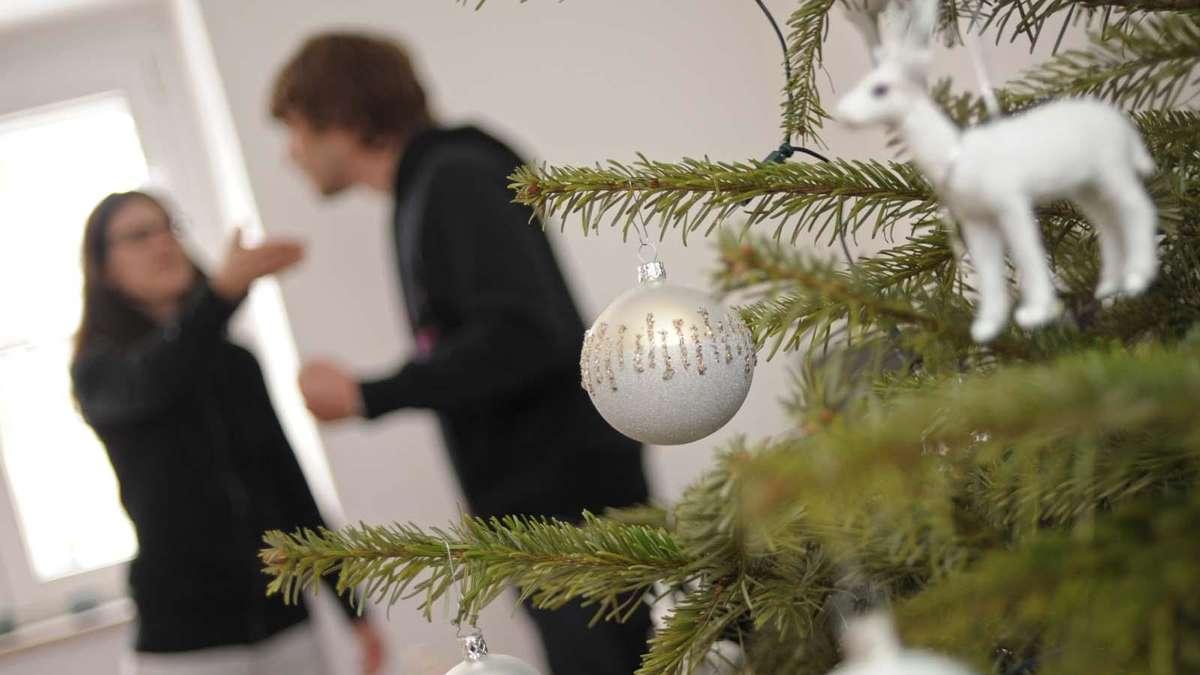 weihnachten ohne streit das r t der therapeut sieben. Black Bedroom Furniture Sets. Home Design Ideas